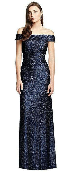 Dessy Bridesmaid Dress 3002