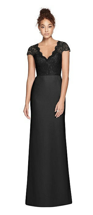 Dessy Bridesmaid Dress 3023