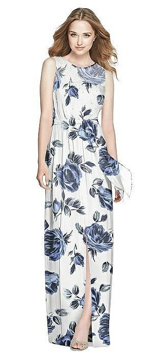 Dessy Bridesmaid Dress 3025