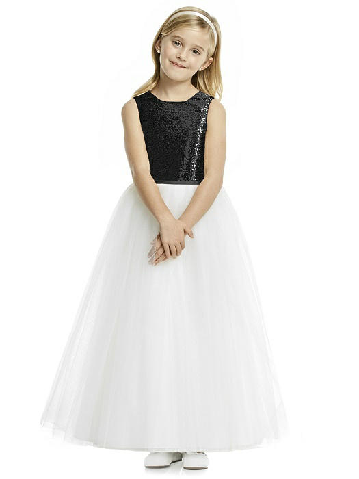 Flower Girl Dress FL4057