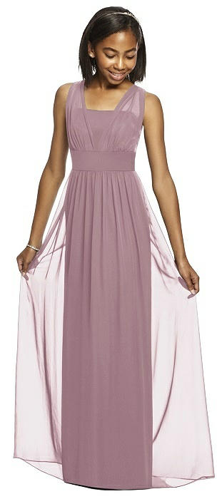 Dessy Collection Junior Bridesmaid Dress JR543