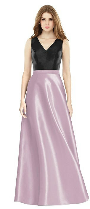 Alfred Sung Bridesmaid Dress D754