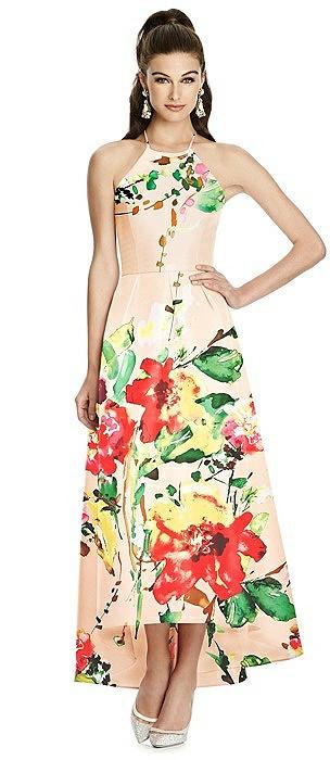 Alfred Sung Bridesmaid Dress D741FP