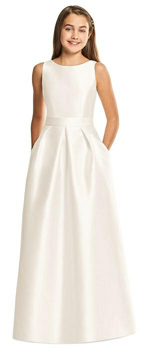 Alfred Sung Junior Bridesmaid Style JR544
