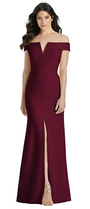 Dessy Bridesmaid Dress 3038