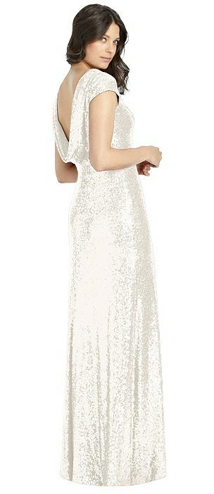 Dessy Bridesmaid Dress 3043