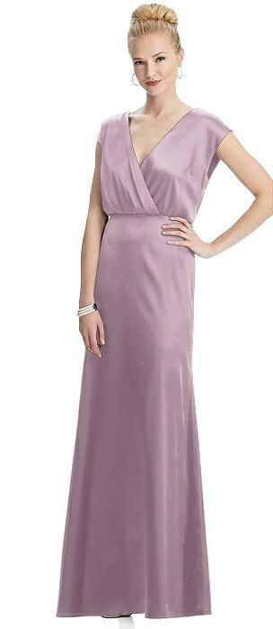 Dessy Bridesmaid Dress 3050