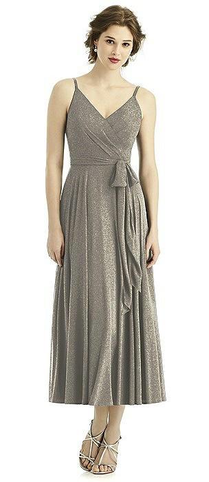 After Six Shimmer Bridesmaid Dress 1503LS