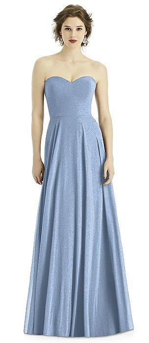 After Six Shimmer Bridesmaid Dress 1504LS