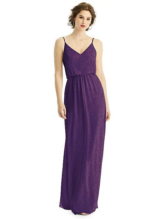 After Six Shimmer Bridesmaid Dress 1505LS