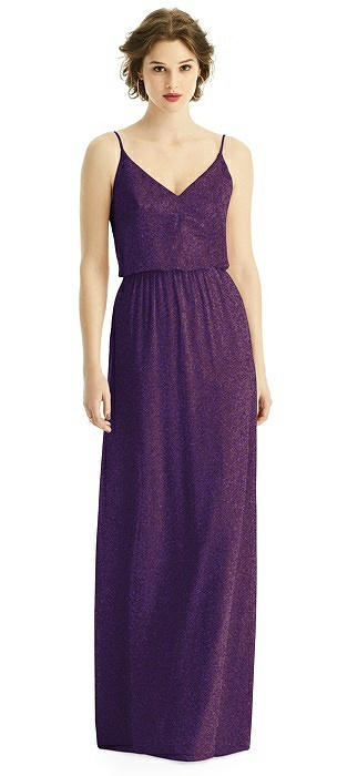 After Six Shimmer Bridesmaid Dress 1506LS