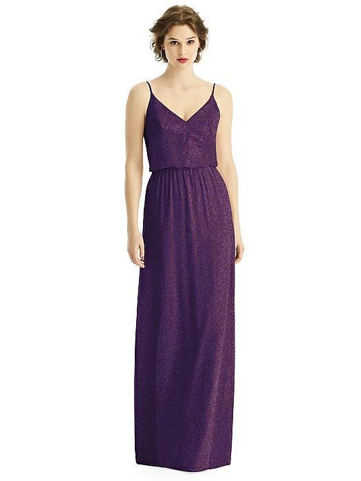 After Six Shimmer Bridesmaid Dress 1506LS