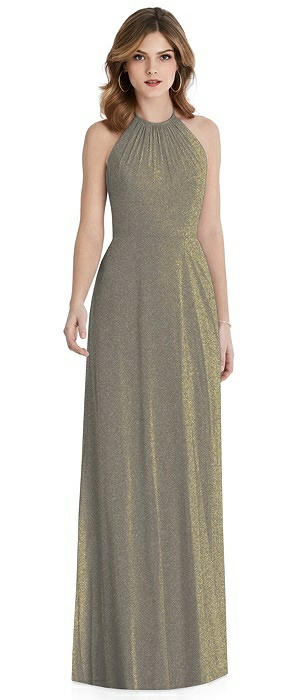 After Six Shimmer Bridesmaid Dress 1515LS