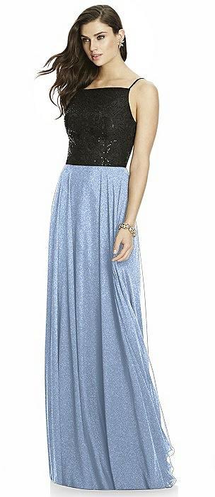 Dessy Shimmer Bridesmaid Skirt S2984LS
