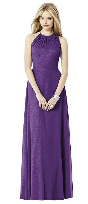 After Six Shimmer Bridesmaid Dress 6704LS