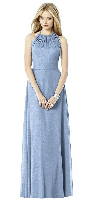 After Six Shimmer Bridesmaid Dress 6704LS