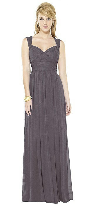 After Six Shimmer Bridesmaid Dress 6712LS