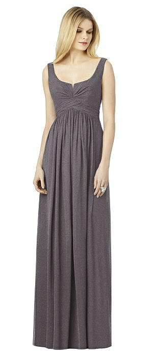 After Six Shimmer Bridesmaid Dress 6727LS