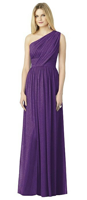 After Six Shimmer Bridesmaid Dress 6728LS