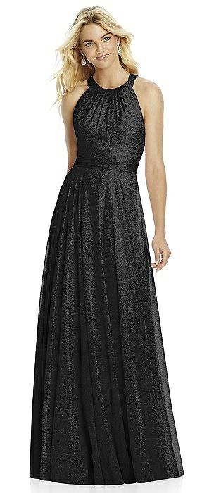 After Six Shimmer Bridesmaid Dress 6760LS