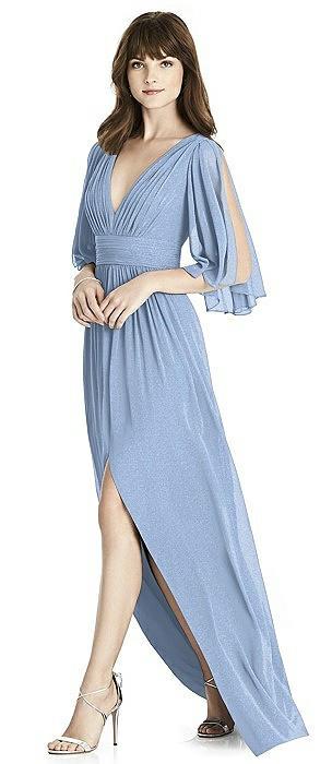 After Six Shimmer Bridesmaid Dress 6777LS