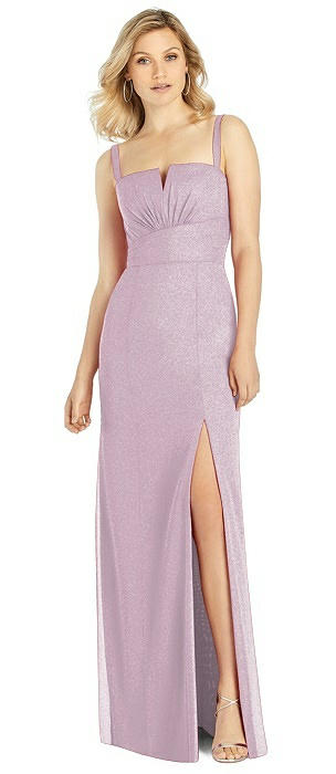 After Six Shimmer Bridesmaid Dress 6811LS