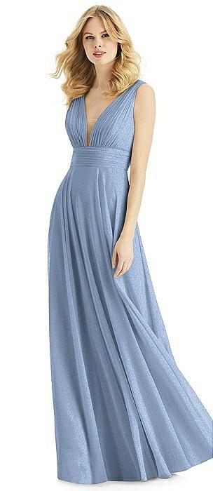Bella Bridesmaids Shimmer Dress BB109LS