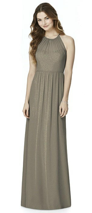Bella Bridesmaids Shimmer Dress BB100LS