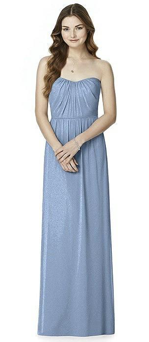 Bella Bridesmaids Shimmer Dress BB101LS