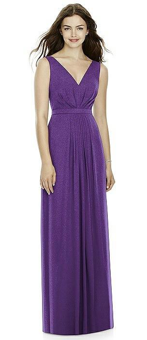 Bella Bridesmaids Shimmer Dress BB103LS