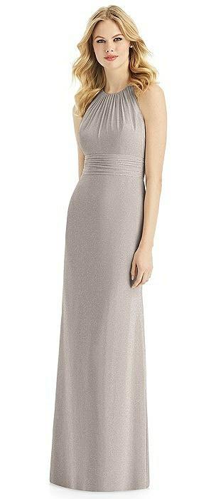 Bella Bridesmaids Shimmer Dress BB110LS