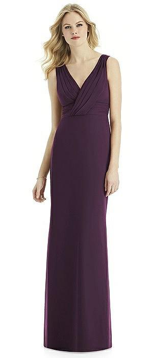 Bella Bridesmaids Shimmer Dress BB113LS