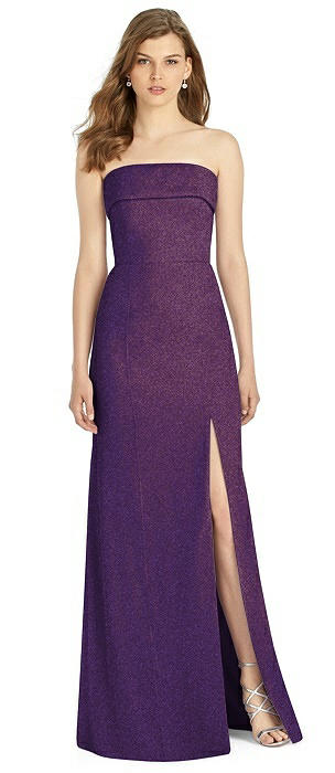 Bella Bridesmaid Shimmer Dress BB124LS