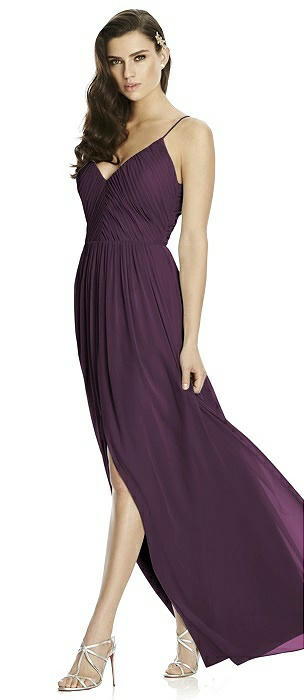 Aubergine Dark Purple Bridesmaid Dresses The Dessy Group