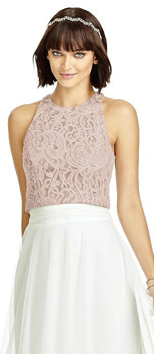 Dessy Collection Bridesmaid Top T2974