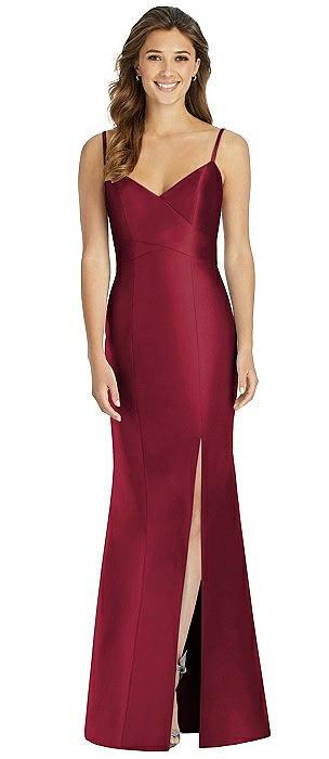 Alfred Sung Bridesmaid Dress D758