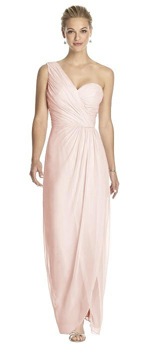 One Shoulder Draped Maxi - Aeryn