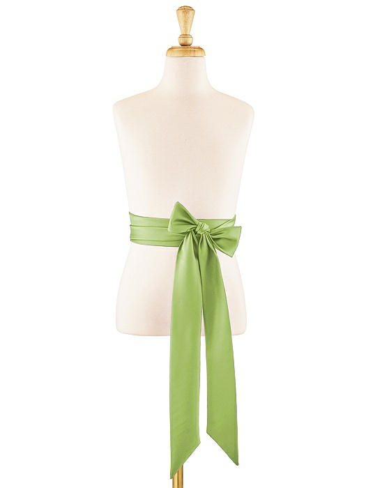 Sateen Twill Flower Girl Sash