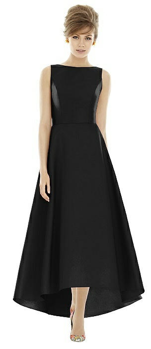 Alfred Sung Bridesmaid Dress D698 On Sale