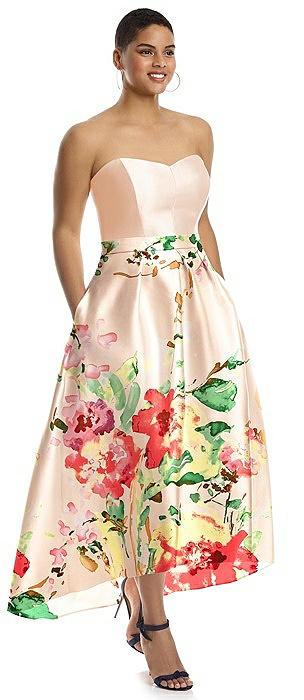 Alfred Sung Bridesmaid Dress D699CP