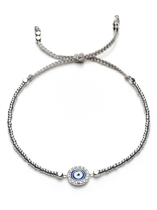 Evil Eye Stackable Friendship Bracelet