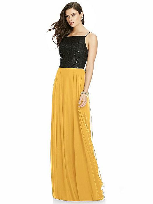 Chiffon Maxi Skirt