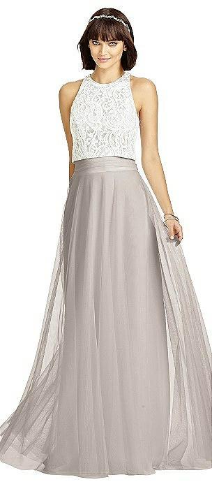 Dessy Bridesmaid Skirt S2977 On Sale