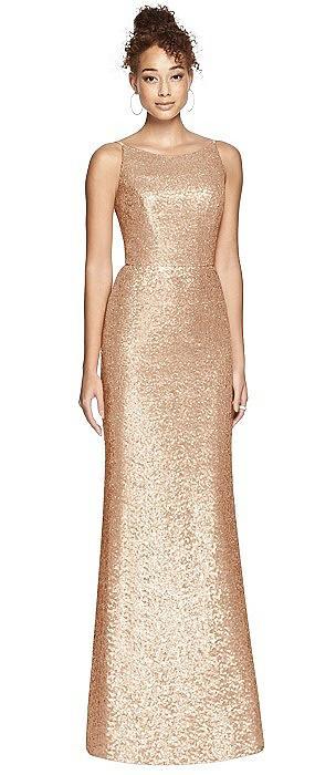 Dessy Bridesmaid Dress 3010
