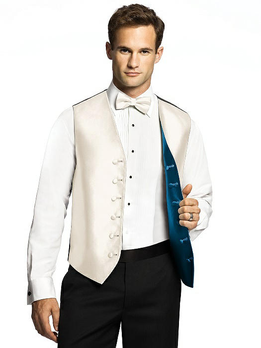 Reversible Tuxedo Vests by After Six