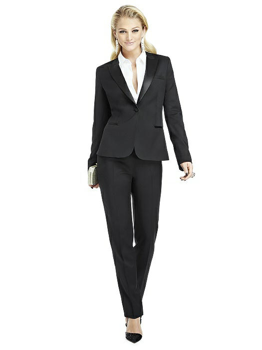 Women's Tuxedo Jacket - Marlowe by After Six