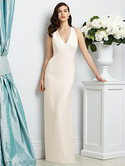Dessy Bridesmaid Dress 2938 On Sale