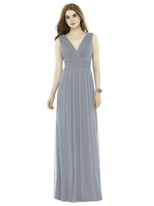 Alfred Sung Bridesmaid Dress D719 On Sale