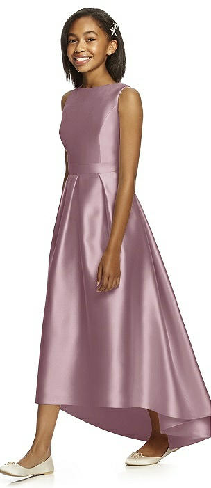Dessy Collection Junior Bridesmaid JR534