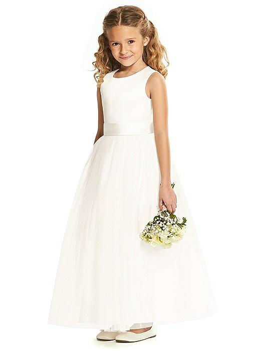 Flower Girl Dress FL4060